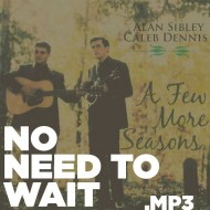 A Few More Seasons – No Need to Wait (MP3)